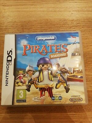 pirates boarding ds
