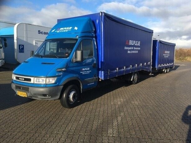 Iveco DAILY + VARIANT