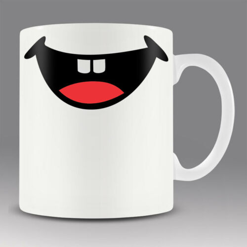 Funny New home office workshop mug cup FUNNY SMILE 2 coffee tea love