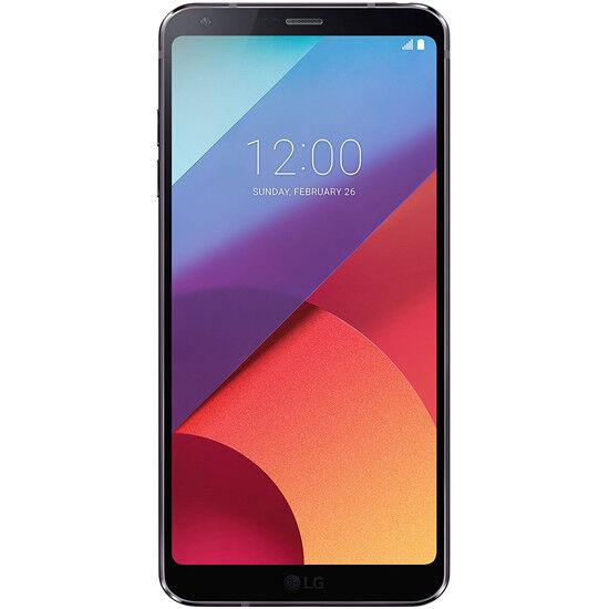 LG G6 (H870) - 32 GB - Schwarz