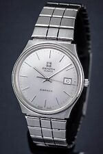 Zenith Espada, vintage Gents Swiss Made Quartz Wristwatch