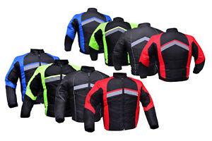 NEW-Mens-Motorcycle-Waterproof-Cordura-Textile-Jacket-Motorbike-CE-Armours