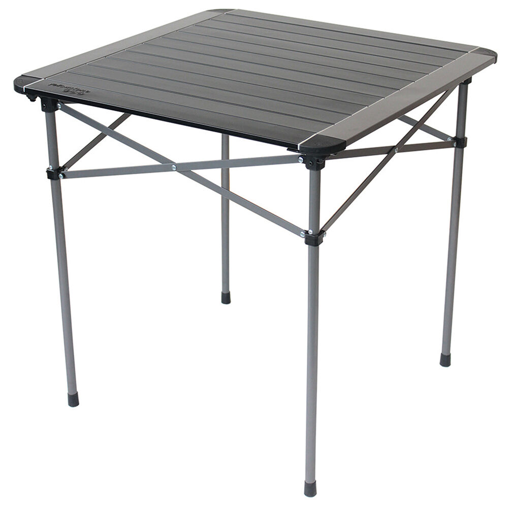 En Aluminium Pliable Portable Table Camping Camping Camping Roll Top Picnic Garden party unique a18bfa