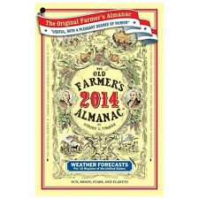 The Old Farmer's Almanac 2014 [Sep 03, 2013] Almanac, Old Farmer's