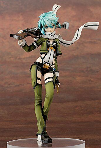 Sword Art Online SAO Sinon 1 7 scale ABS&PVC painted  Figure