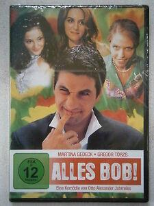 DVD-034-Alles-Bob-034-Martina-Gedeck-Gregor-Toerzs-NAGELNEU-original-verschweisst