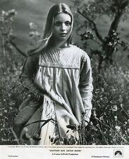 JUDI BOWKER  BROTHER SUN  SISTER MOON  1972 VINTAGE PHOTO ORIGINAL