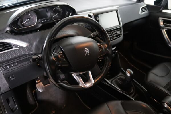 Peugeot 2008 1,6 BlueHDi 100 Allure - billede 5