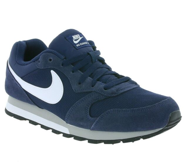 93907f09b31cd Nike MD Runner 2 Mens Synthetic Athletic SNEAKERS for sale online