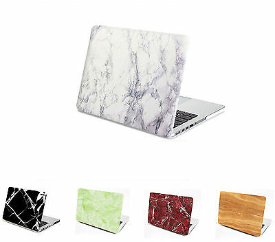 2IN1 SMART RUBBER HARDSHELL HARD CASE+KEYBOARD SKIN COVER FOR MACBOOK PRO AIR