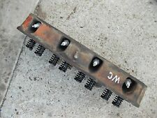 Allis Chalmers Styled Wc Wd Tractor Engine Motor Cylinder Head Amp Valves