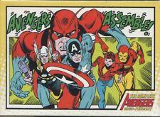 Marvel The Complete Avengers Complete 81 Card Base Set