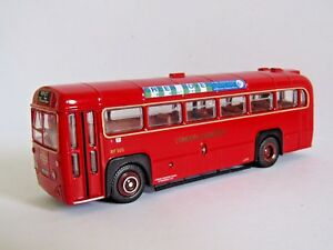 Efe Aec Rf Autobus Ligne de Transport Londres 215 Ripley 1/76 23320a Lbpt 2011 5023219233200