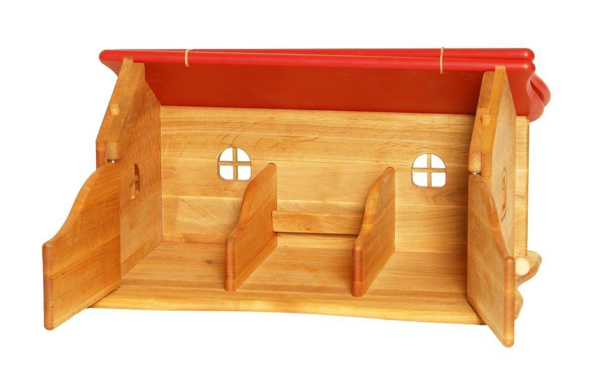 Drewart CASA DE LABRANZA, GRANJA, madera, Muñecas madera Establo 935 4028