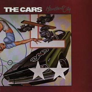 NEW-CD-Album-The-Cars-Heartbeat-City-Mini-LP-Style-Card-Case