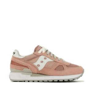 Saucony-Shadow-O-Sneaker-Donna-1108-679-Rosa-Grigio