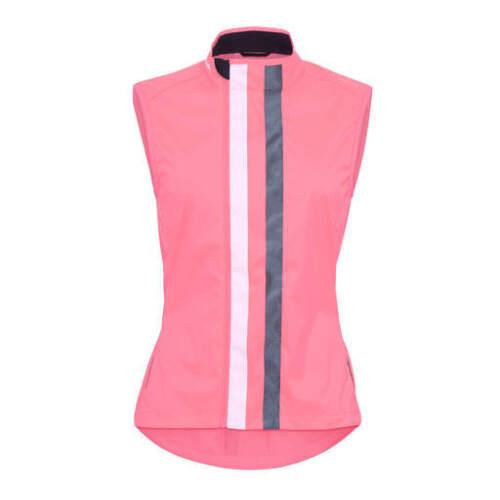BNWT. Size XL Rapha Women/'s High Vis Pink Gilet