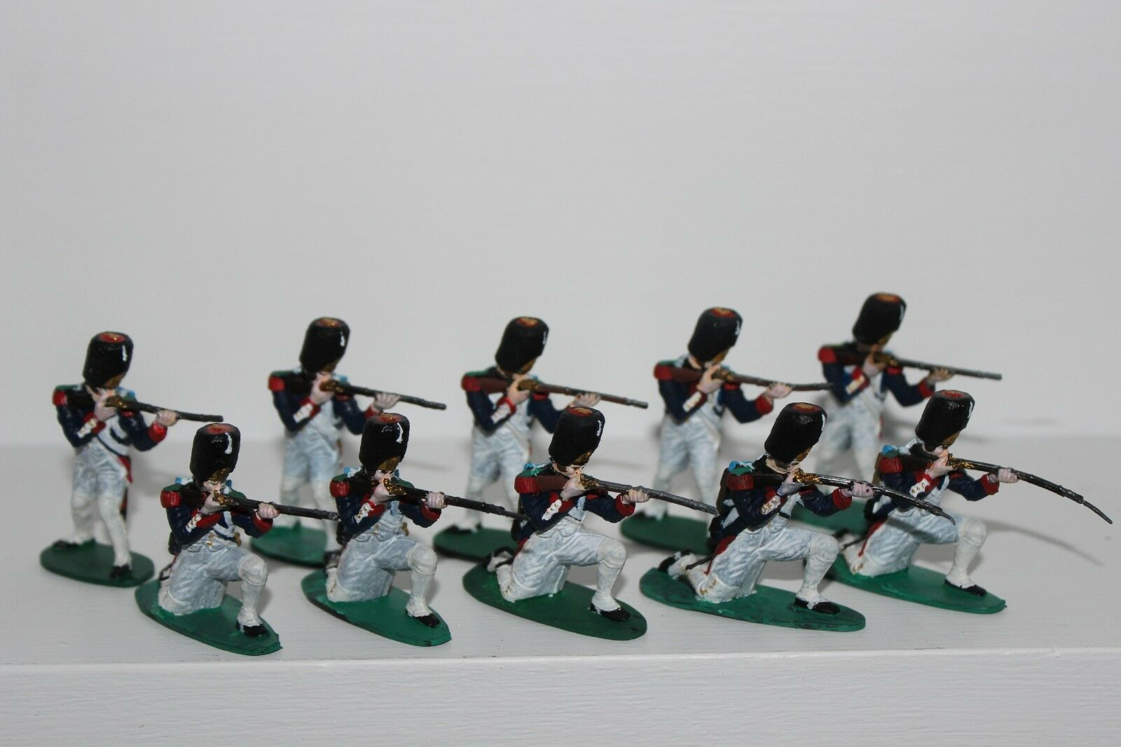 1815 FRENCH NAPOLEONIC SOLDIERS A