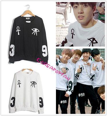 Bangtan Boys Kpop BTS Sweater jung kook sweatshirt jumper pullover KPOP jungkook