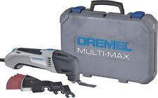 NEW DREMEL MM30-01 MULTI-MAX TOOL OSCILLATING SAW TOOL KIT WITH WHEELS & CASE