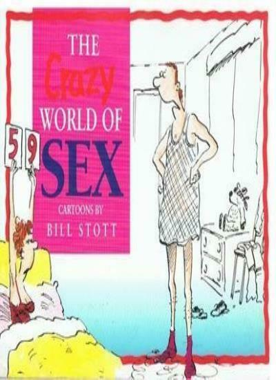 The Crazy World of s** (Mini Cartoon Book) By David Pye