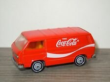 VW Volkswagen Transporter T3 Coca Cola van Siku 1331 Germany *28082