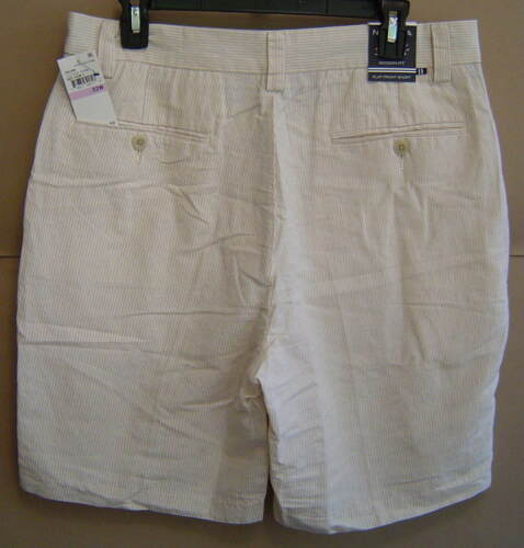 righe Mens Yarn Pantaloncini in 70 lino a filati 32 70 8 Nautica Nwt Nautica Stripe Shorts con 32 8 Nwt Mens Dyed Linen tinti qnx0EwHwY