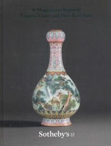 Sotheby-039-s-Paris-Cat-A-Magnificent-Imperial-039-Yangcai-Crane-and-Deer-Ruyi-Vase-039