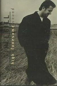 New Sealed Vince Gill Cassette High Lonesome Sound MCA1996