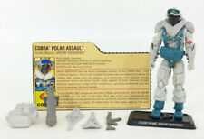G.I Joe Cobra Polar Assault V8 SNOW SERPENT sealed MOSC Classic 2008