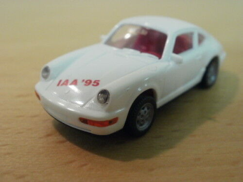 Porsche Carrera 4 Coupe,IAA 95,weiß,1:87,WIKING,ovp