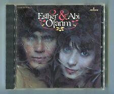 Esther & Abi Ofarim cd early 80's Pop Mercury West Germany 17 907 7 Club Edition