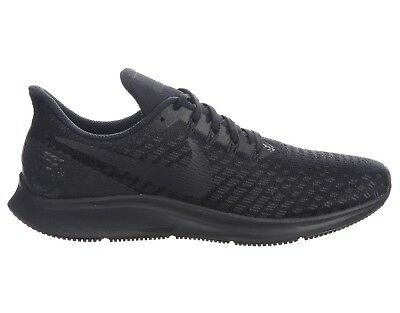 038aed94843 Nike Air Zoom Pegasus 35 Mens 942851-002 Black Oil Grey Running Shoes Size  10