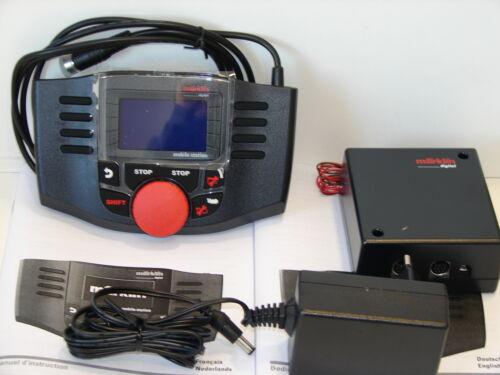 Trasformatore e Box-Connessione Merce Nuova Märklin 60657 Comando