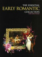 The Essential Early Romantic Collection Sheet Music The Gold Series 014010522