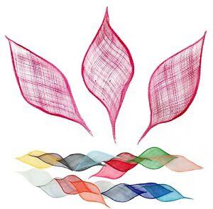 Large-Leaf-Petal-Trimmings-Sinamay-Fascinator-Making-Millinery-UK