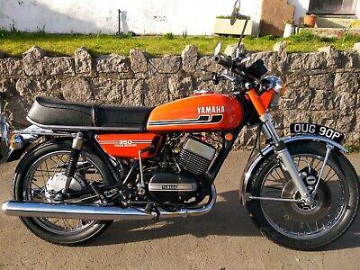 YAMAHA RD 350 - 1976    eBay
