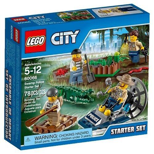 Minifigures Swamp Police Police Lego Officer Female Vest 60069 cty0548