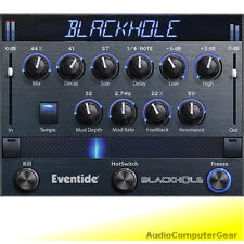Eventide BLACKHOLE Native Reverb Plug-in Black-Hole Audio Software Effect NEW