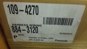 exmark 109 4270 wiring harness ebay rh ebay co uk exmark quest wiring harness