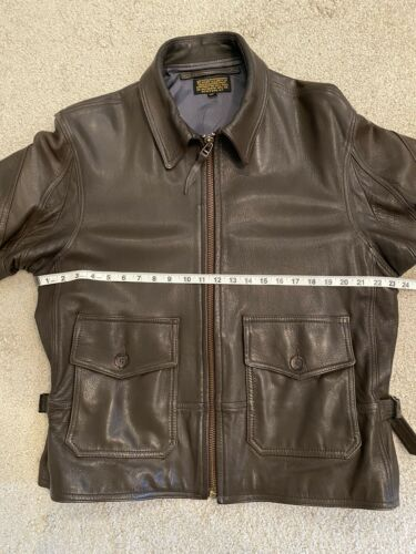 Leather G-8 Flight Jacket, Indy Style
