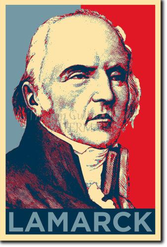 Jean Baptiste Lamarck-Esperanza Poster-Foto Impresión Regalo De Arte Original