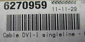 Bang-amp-Olufsen-Cabel-DVI-I-Singleline