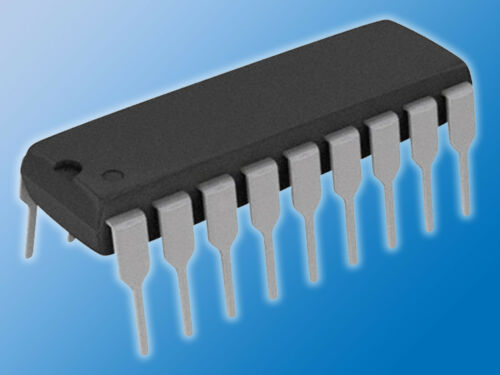 2x 8-Bit MikrocontrollerPIC16C54C-04//PMicrochip Technology40MHz PDIP-18