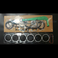 Full Gasket Set Engine Overhaul Kit Fits Isuzu Fvr Ftr Fsr Frr 6he1 7.1l 95-98