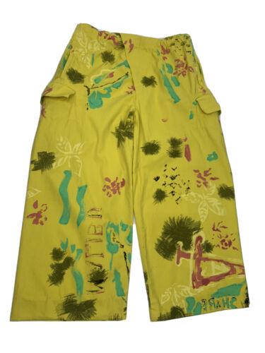 Polo Ralph Lauren Yellow Painted Drawstring Men's