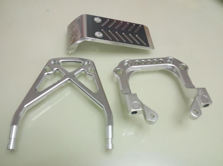Baja 5b 5t 5sc CNC baja bumper set fit km rovan hpi