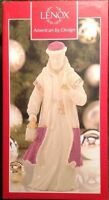 Lenox Nativity First Blessing Innkeeper Sculpture In Box First Quality