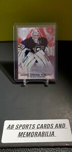 2011-12 Panini Titanium Marc-Andre Fleury #6/99 🏒 Penguins/Golden Knights 🏒 🆎