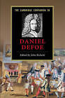 The Cambridge Companion to Daniel Defoe by Cambridge University Press (Paperback, 2009)